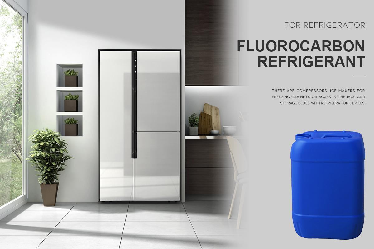 Refrigerant for Refrigerator