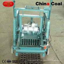 Máquina de fabricación de ladrillo de cemento hueco