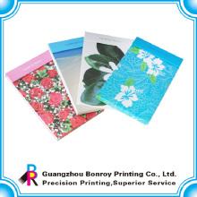 Preço de fábrica tear-off personalizado promocional impressão notepad