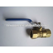 Threaded brass ball valves - ball 400WOG 150PSI