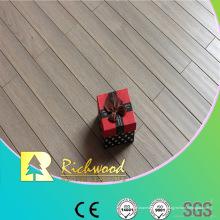 Hogar 12.3mm AC4 grabado en relieve roble laminado piso