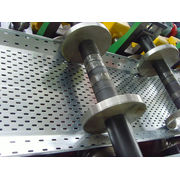 Cable Tray Roll Forming Machine Suitable Steel Coi, Gi Coil, Carbon Steel