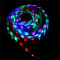 Digital RGB flex led strip with mini controller