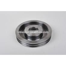 2015 De alta demanda de hoja personalizada de aluminio mental de piezas de forja en frío