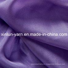 Nuevo diseño de tela de seda de gasa para vestido / ropa