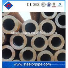 El mejor proveedor de tubería de acero jis g3454 stpg42 tubo de acero sin soldadura de carbono