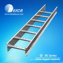 15 футов алюминиевый лоток лестничного
