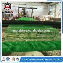 Пластиковая дорожная сетка из полиэтилена высокой плотности