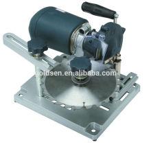 Profesional 80w poder Handheld máquina de sacapuntas de taladro de la máquina eléctrica portátil torcedura eléctrica taladro molinillo