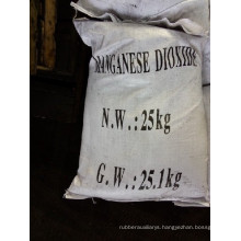 Manganese Dioxide Glass Industry Adsorbent Depolarizer Agent