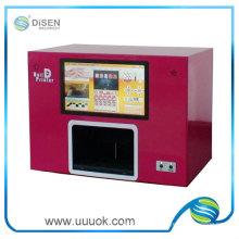 Venta caliente máquina de la impresora de uñas Mutifunctional