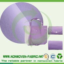 Tissu non-tissé réutilisable de sac de Spunbond
