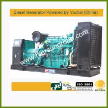 Generador diesel de 320KW / 400KVA accionado por Yuchai (China)