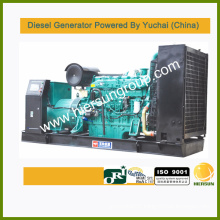 320KW/400KVA Diesel Generator powered by Yuchai(China)