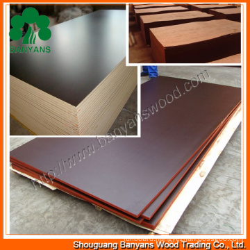 18mm Finger-Joint Film Faced Plywood for Construction