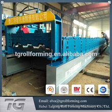 High frequency 720 floor deck roll forming machine