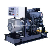 Дизельный генератор с воздушным охлаждением от 25 кВт до 200 кВт