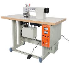 Changzhou Jinpu manufacturer direct selling ultrasonic lace machine Table cloth chair cover lace machine