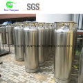 1.4MPa Working Pressure Lo2/Ln2/Lar Cryogenic Low Temperature Cylinder