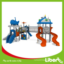 Magic and Fantasy Children Playground Slides of Dream Sky Series LE.MH.005