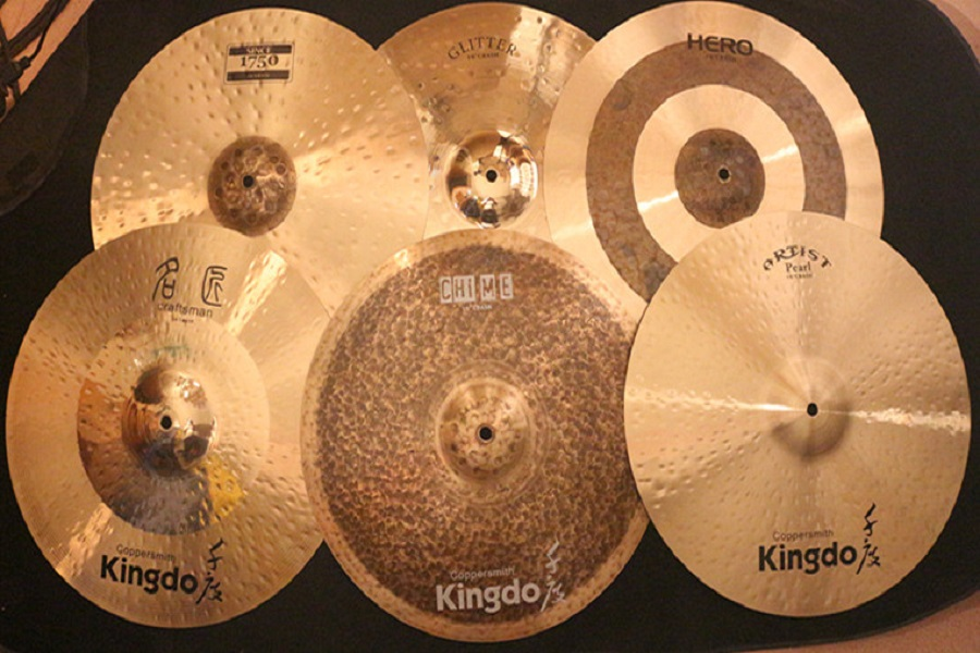 B20 Percussion Cymbals