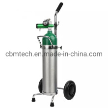 0.4-40L Tped/DOT/GB Aluminum Gas Cylinders with Carts