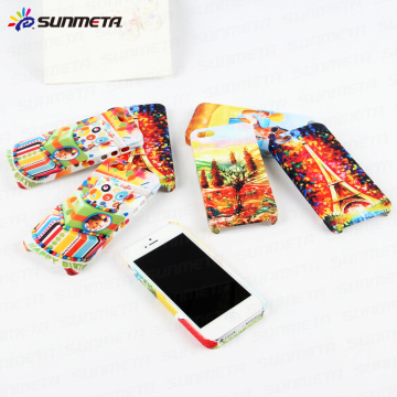 3D Sublimation Transfer Iphone Covers