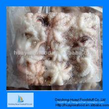 High qualtiy Seafood empresa congelada inteira limpo bebê octopus fornecedor
