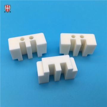 Kundenspezifische technische Aluminiumoxidkeramik-Bearbeitungsteile