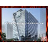 2014 new design Prefab High rise Steel Building