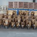 Abnutzungs-Ölbohrinseln der hohen Abnutzungsfestigkeit bohrt Brunnendrehkopf für Verkauf