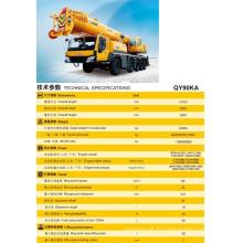 XCMG Mobil Truck Grue Qy90ka