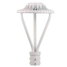 50W White Outside Led Garden Lamp Post