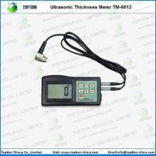 Medidor de espesor ultrasónico pequeño de consumo de energía TM-8812