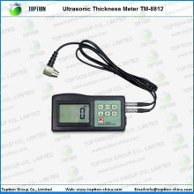 TM-8812 Low Power Consumption Small Ultrasonic Thickness Meter