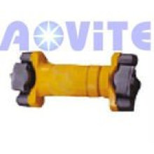 Terex parts front shaft assy 15300861