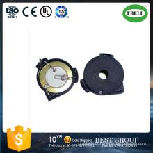 Fbps-2411 Diâmetro 24 mm Três Pés de Buzzer Piezoelétrico Passivo de Alarme de Fumaça