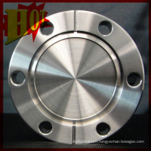 Grade 2 Titanium Blank Flange for Chemical Industry