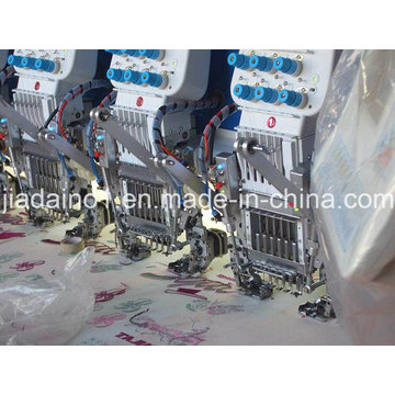 Double Sequin Embroidery Machine