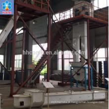 Made in China máquina para FFB produção de óleo de palma bruto