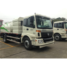 Форланд чистящего средства 4х2 мини грузовик мусора