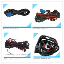 Производство автомобильных H9004 9005 9006 9007car задний фонарь Противотуманные фары жгут проводов