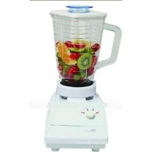 Licuadora de frutas 2 en 1 con frasco cuadrado