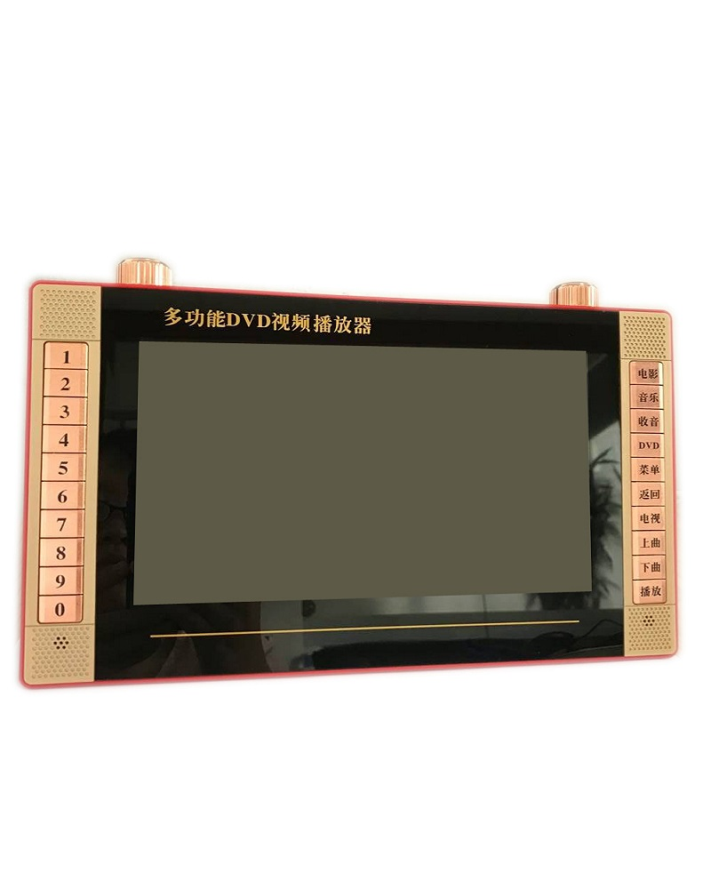 Portable Video Player With Screen