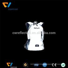 high light silver grey Reflektierendes Nylongewebe zur Herstellung der Erste-Hilfe-Tasche