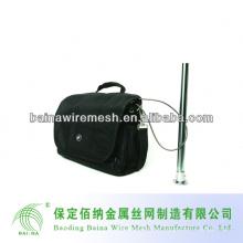Bolsa de malla metálica / malla de acero metálico bolsa / malla de alambre de acero inoxidable malla de malla