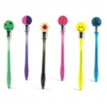 Bump Pen - Ball Shape (2 colores en 1)