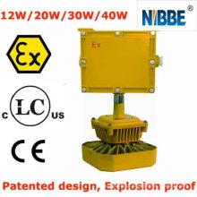 Atex à Prova de Explosão Luz de emergência LED