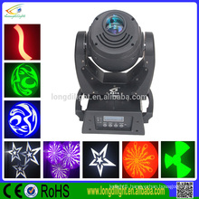 ktv led moving heads 90W gobos led moving head light importer