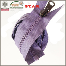 Venta al por mayor Zipper plástico abierto